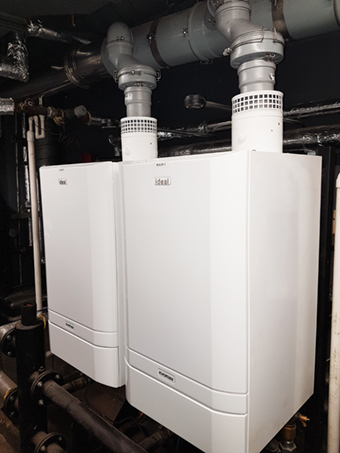 boiler replacement Temple Property Services